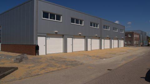 Brandschutztore - Feuerwiderstand - Protec Industrial Doors