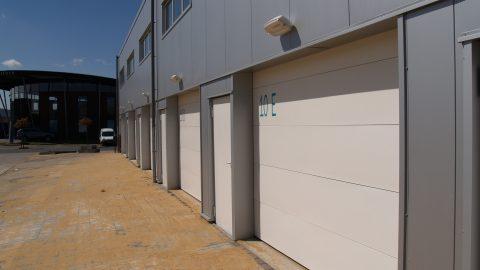 Feuerschutztore - Brandwiderstand - Protec Industrial Doors