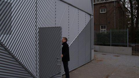 Spezielle schiebetor - Spezialtore - Protec Industrial Doors