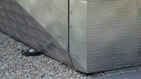 Entwickelt nach Designentwurf - Spezialtor - Protec Industrial Doors
