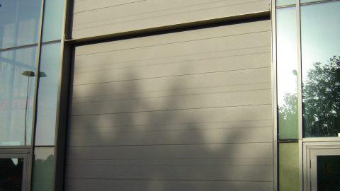 Schallämmung - Sektionaltore - Protec Industrial Doors