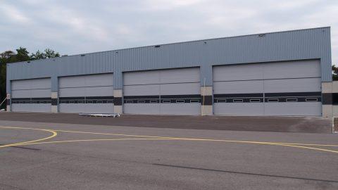 Sektionaltore mit einruchhemmung - Protec Industrial Doors