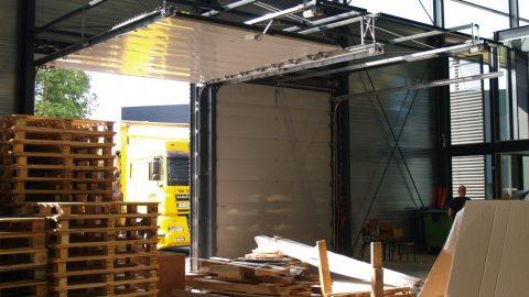 Fassadenbündige Tore - Pas Reform - Protec Industrial Doors
