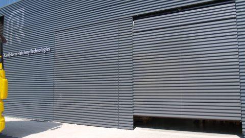 Fassadenelemente - Pas Reform - Tore - Protec Industrial Doors