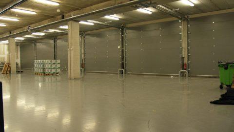 Akustik und Schalldämmung - EN-ISO 10140-3 - Protec Industrial Doors