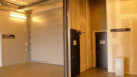Schalldämmung in Tore - Ziggo Dome - Protec Industrial Doors