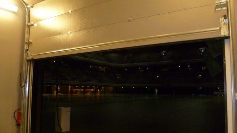 Schallschutztore - Ziggo Dome Amsterdam - Protec Industrial Doors