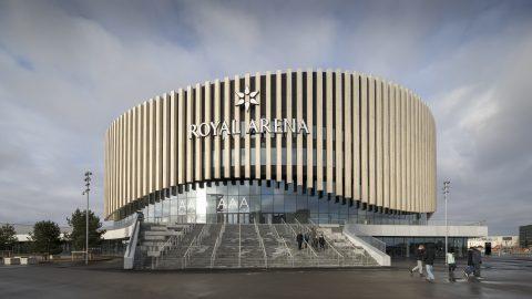 Royal Arena - Akustik - Brandwiderstand - Protec Industrial Doors