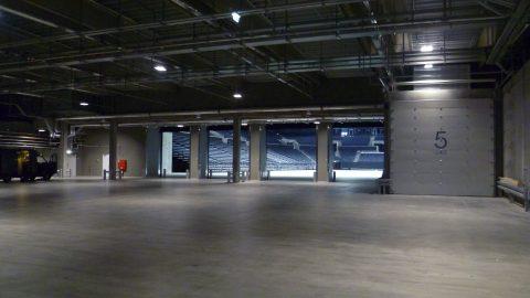 Schallschutz- und Brandschutztoren - The Royal Arena - Protec Industrial Doors