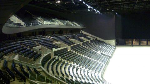 Schallschutztoren und Brandschutztoren - Kopenhagen Arena - Protec Industrial Doors