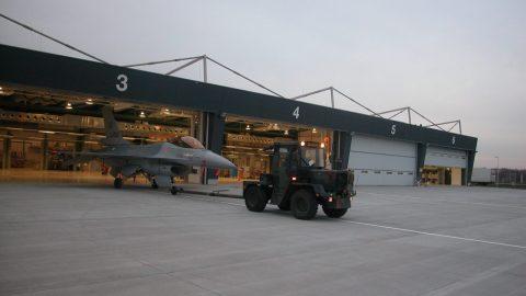 Hangartore - Hochsicherheit - Luftwaffenstützpunkt, Widerstandsklasse 6 EN 1627
