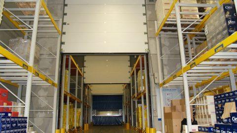 Feuerhemmende Tore - Lidl - Protec Industrial Doors