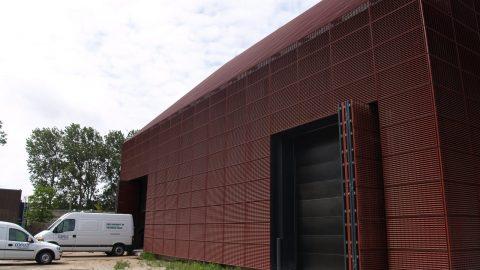 Schallschutztor - Protec Industrial Doors