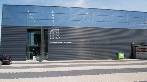Spezialtore - bündig in de Fassade - Protec Industrial Doors