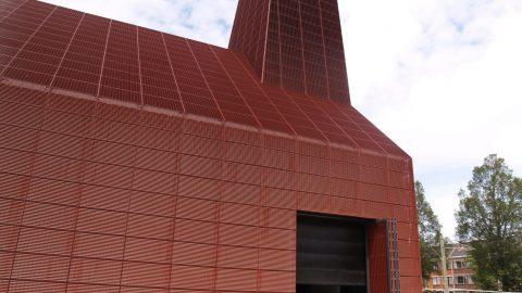 Stebru Den Haag - Schallschutz - Protec Industrial Doors