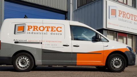 Erneuerung in der Mobilität von Protec