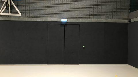 Sicherheitstüre - Explosionsfestigkeit - Rozenburcht - Protec Industrial Doors